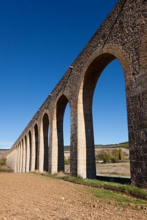 navarra: Aqueduct of Noain, Navarra, Spain