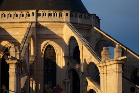 Saint Eustache church, Paris, France Stock Photo - 17007182