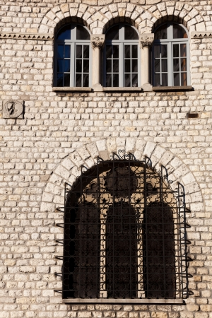Window in Montmartre, Paris, France Stock Photo - 17007235