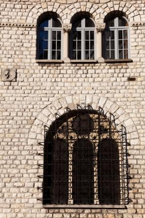 Window in Montmartre, Paris, France Stock Photo - 17007235