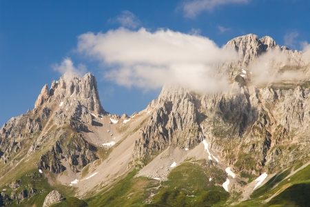 picos: Picos de Europa national park, Leon, Castilla y Leon, Spain