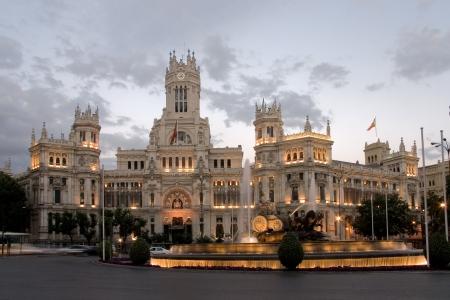 cibeles: Cibeles square, Madrid, Spain Editorial