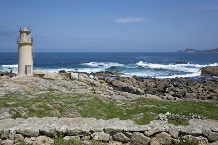 Lighthouse of Muxia, Costa da morte, La Corua, Galicia, Spain