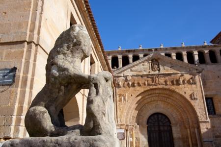juliana: Collegiate church of Santa Juliana, Santillana del Mar, Cantabria, Spain