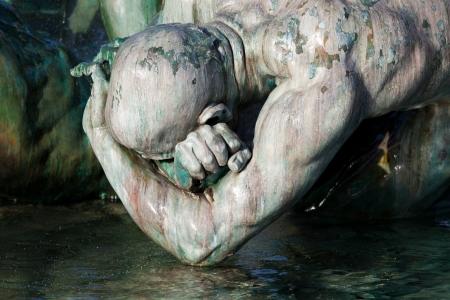 gironde: Monument aux girondins, Bordeaux, Gironde, Aquitaine, France