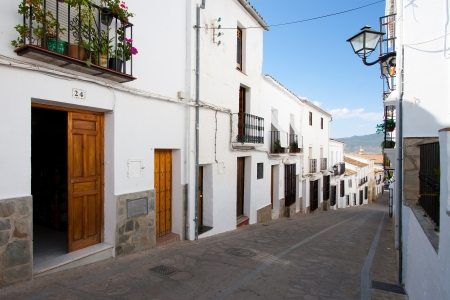 Zahara, Cadiz, Andalucia, Spain Stock Photo - 17722408