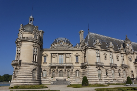 chantilly: Chantilly castle, Picardie, France