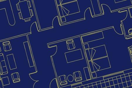 contextual: Planos de la vivienda