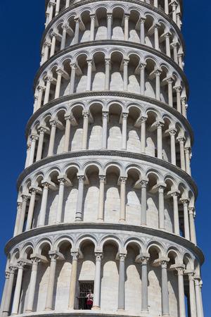 pise: Pisa tower in Pisa, Tuscany, Italy