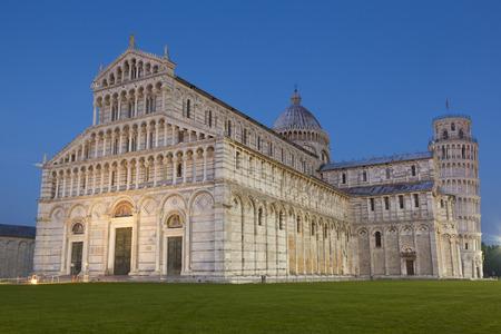 Piazza dei Miracoli, Pisa, Tuscany, Italy photo