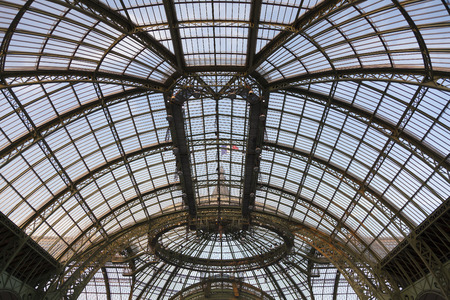 palais: Grand palais in Paris, Ile de france, France