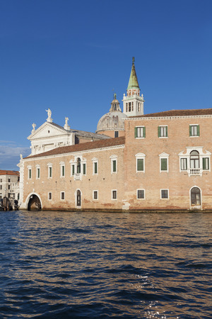 veneto: Architecture of Venice, Veneto, Italy Stock Photo