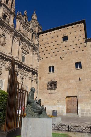 castilla y leon: House of the Shells, Salamanca, Castilla y Leon, Spain