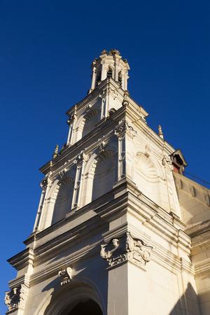 chambord: Church in Chambord,  Loire et Cher, Centre region, France