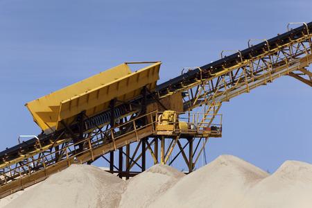 belgique: Industry in Nieuwpoort, West Flanders, Flemish Region, Belgique