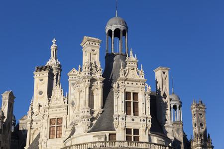 chambord: Castle of Chambord,  Loire et Cher, Centre region, France Editorial