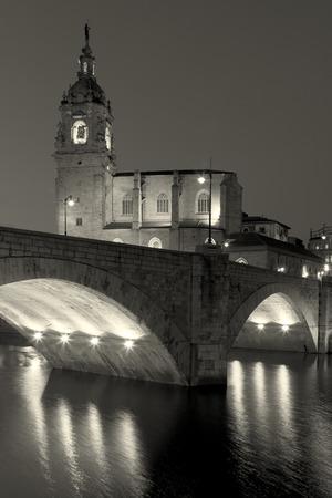 anton: Church of San Anton, Bilbao, Bizkaia, Spain Stock Photo