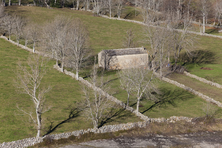 castilla y leon: Estacas de Trueba defile, Burgos, Castilla y Leon, Spain