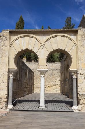 archaeological complex: Madinat al-Zahra, Medieval Archaeological Complex, Cordoba, Andalusia, Spain