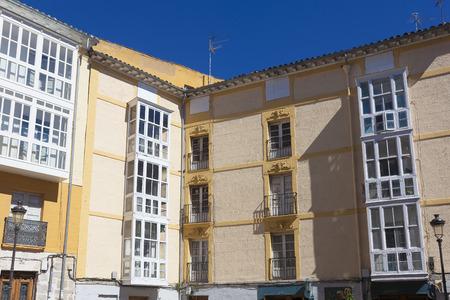 castilla y leon: Architecture of Burgos, Castilla y Leon, Spain