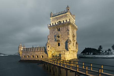 belem: Belem tower, Lisbon, Portugal