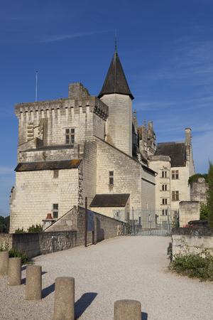 pays: Castle of Montsoreau, Maine-et-Loire, Pays de la Loire, France
