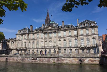 strasbourg: Palais Rohan, Strasbourg, Bas-Rhin, Alsace, France Editorial