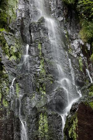 cascade: Nideck cascade, Alsace, France