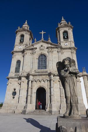 nord: Sanctuary of Sameiro, Braga, Nord, Portugal