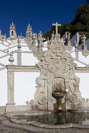 nord: Bom Jesus do Monte, Braga, Nord, Portugal