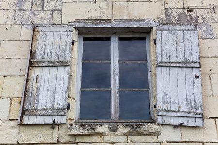 pays: Architecture of Souzay-Champigny,  Maine-et-Loire, Pays de la Loire, France