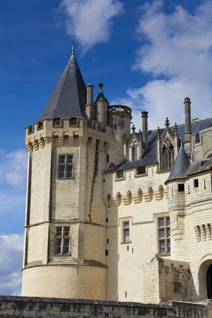pays: Castle of Saumur, Maine-et-Loire, Pays de la Loire, France