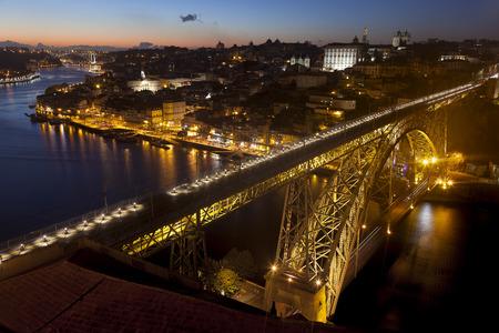 porto: Panoramic of Porto, Portugal