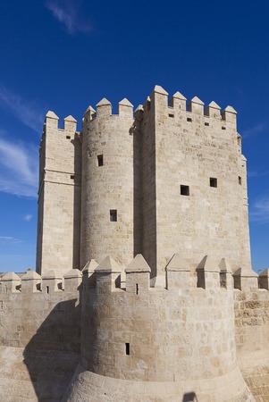 cordoba: Calahorra tower, Cordoba, Andalucia, Spain