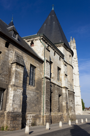 episcopal: Episcopal palace, Beauvais, Oise, Picardie, France