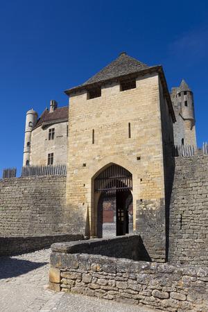 aquitaine: Castle of Beynac,  Beynac-et-Cazenac, Dordogne, Aquitaine, France