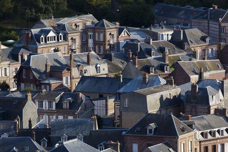 pays: View of Etretat, Cote dAlbatre, Pays de Caux, Seine-Maritime department, Upper Normandy region, France