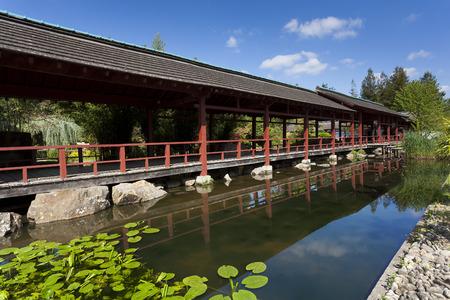 pays: Japanese garden, Nantes, Pays de la Loire, France
