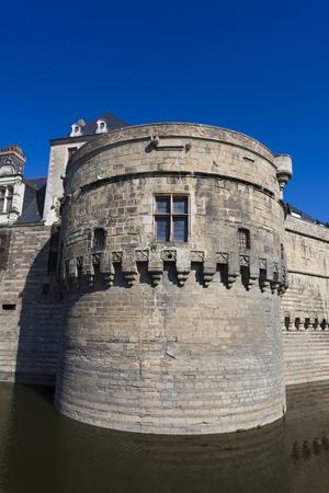 pays: Castle of the Dukes of Brittany, Nantes, Pays de la Loire, France