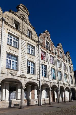 pas: Place des H�ros, Arras, Pas de Calais Department, Nord-Pas de Calais Picardie region, France