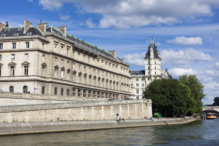 Conciergerie building, Paris, France