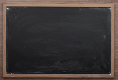 dirty blackboard photo