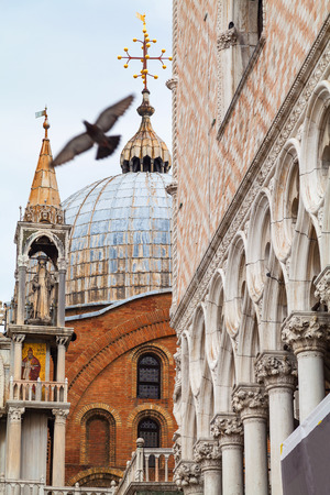 san marco: Basilica di San Marco in Venice, Italy Stock Photo