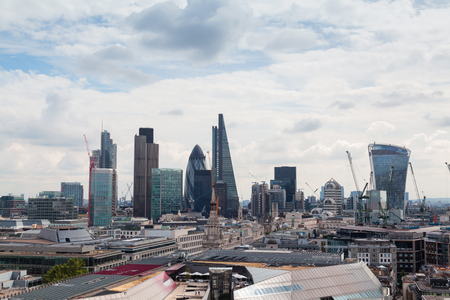 The City of London is one of the oldest financial centres and today remains at the heart of London's financial services industry.