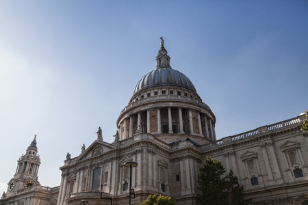 St Paul's Cathedral in London, is an Anglican cathedral, the seat of the Bishop of London and the mother church of the Diocese of London.