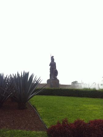 guadalajara: Monument Minerva Guadalajara Jalisco Mexico