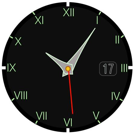 countdown: Black Clock