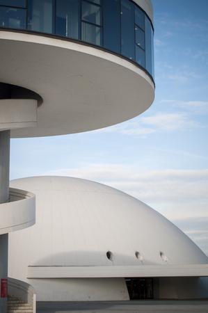 aviles: Niemeyer, Aviles, Asturias