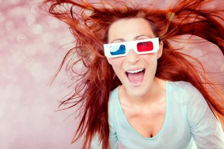 happy crazy movie looking female