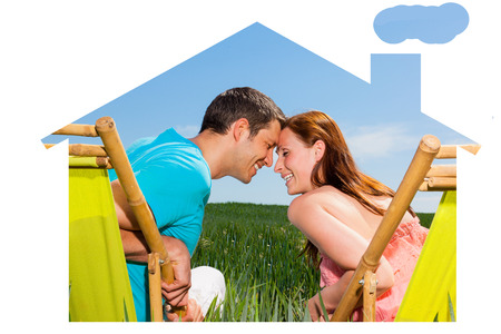 home related: home related pictures as symbol and concept